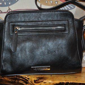*SALE 2 for $20*  Liz Claiborne Black Shoulder Bag
